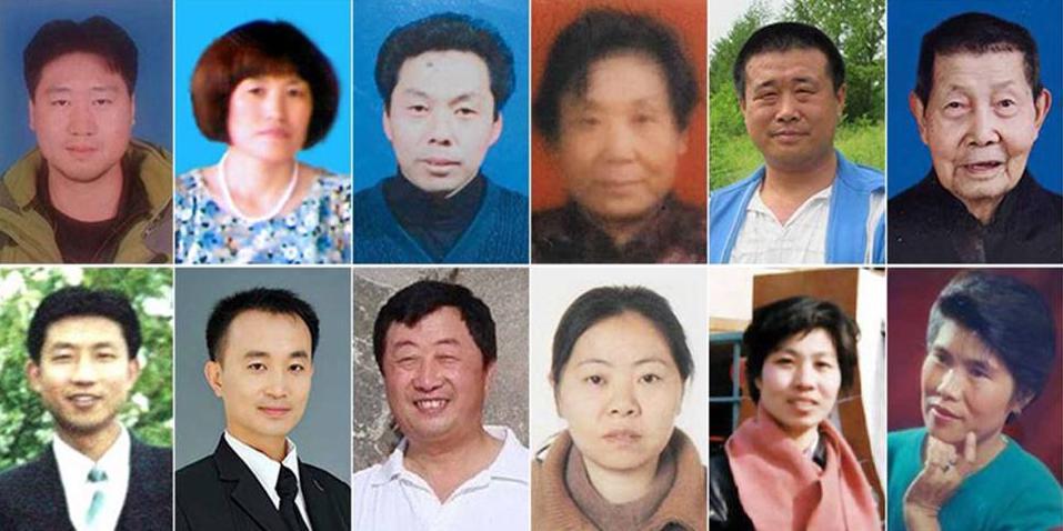אומתו 96 מקרים של מתרגלי פאלון גונג שמתו ב-2019 כתוצאה מהרדיפה