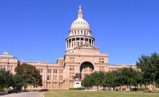 קפיטול מדינת טקסס - הצהרה בדבר גינוי קצירת איברים מפאלון דאפא, פאלון גונג